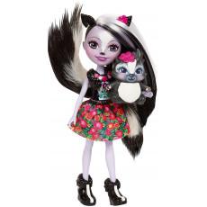 Mattel Enchantimals DYC75 Papusa Enchantimals - Sage Skunk, 15 cm