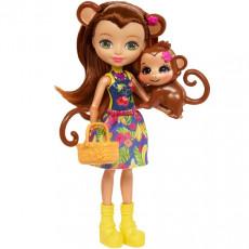 "Mattel Enchantimals FJH11  ""Enchantimals: Set de joacă cu fructe"""