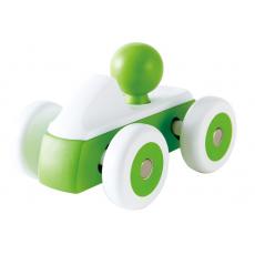 Hape E0067A Jucărie din lemn. Masinuta Roadster verde