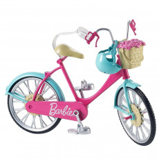 Mattel Barbie DVX55 Barbie Bicicleta Glam