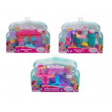 Mattel Fisher-Price DTK56 Set de joaca Shimmer and Shine Teenie Genies