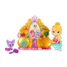 Mattel Fisher-Price DYV97 Set de joacă Shimmer şi Shine Camera magica