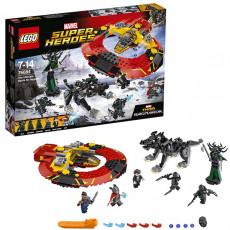 Lego Super Heroes 76084  Batalia suprema pentru Asgard