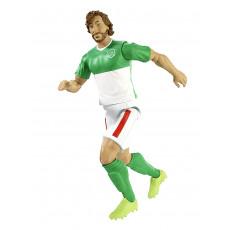Mattel F.C. Elite DYK91 Figurina Elite Andrea Pirlo, 30 cm