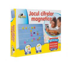 Noriel NOR5270 Joc educativ Noriel - Jocul cifrelor magnetice (2017)