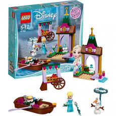 Lego 41155 Disney Princess Aventura Elsei la piata