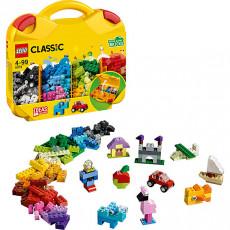 Lego Classic 10713 Valiza creativa