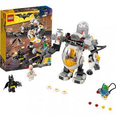 Lego Batman Movie 70920 Batalia cu mancare a robotilor Egghead