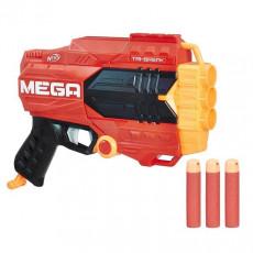 Hasbro Nerf E0103 Blaster Nerf Mega Trei-breik