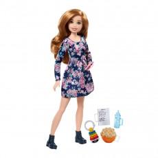 Mattel Barbie FHY89 Papusa Barbie Babysitter
