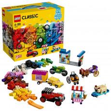 Lego Classic 10715 Caramidute in miscare