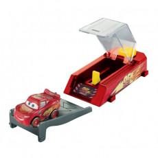 Mattel FLG40 Masinute din metal Mini-Eroii Cars cu lansator