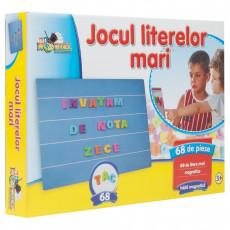 Noriel NOR2822 Joc educativ - Jocul literelor mari