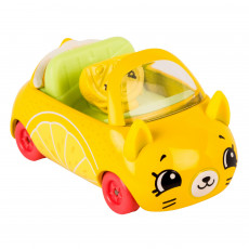 Shopkins 56587  Mini mașină Cutie Cars S1 Limousine Limo cu mini-shopkins