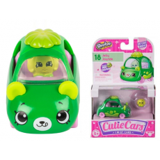 Shopkins 56592 Mini mașină Cutie Cars S1 Jeleul cu mini-shopkins