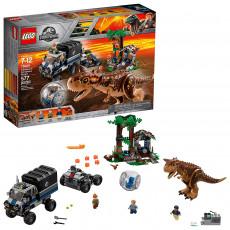 Lego Jurassic World 75929 Evadarea Carnotaurus Gyrosphere