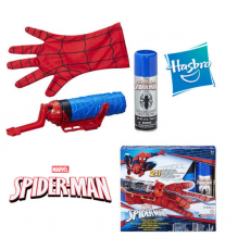 Hasbro B9764 Spider-man Homecoming Manusa lansatoare