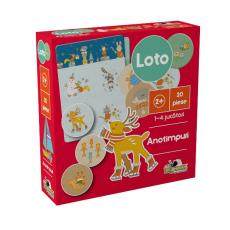 Noriel NOR3553 Joc Loto - Anotimpuri 2018