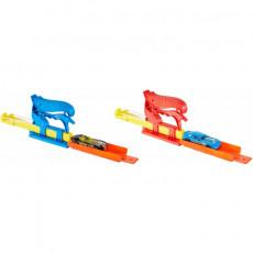 "Mattel Hot Wheels FTH84 Set de joc lansator cu masinuta ""Start rapid"""