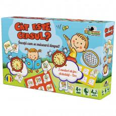 """Noriel Games NOR3744 Joc educativ """"Cat este ceasul?"""""""