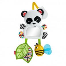 """Mattel Fisher Price FGH91 Jucărie pentru cărucior-pătuc """"Panda drăguța"""" cu oglindă"""