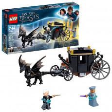 Lego Harry Potter 75951 Evadarea Lui Grindelwald