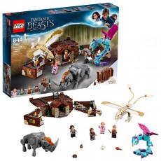 Lego Harry Potter 75952 Valiza Lui Newt Cu Creaturi Magice