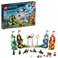 Lego Harry Potter 75956 Meciul De Quidditch