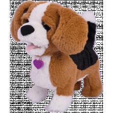 Noriel INT6741 Jucarie interactiva de plus Noriel Pets - Zigo catelusul Beagle
