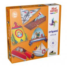 Noriel NOR3627 Micul Artist - Origami Vehicule