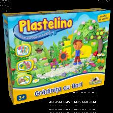 Noriel INT5911 Plastelino - Gradinita cu Flori din Plastilina II