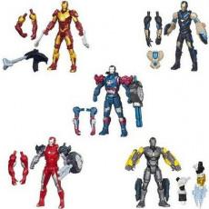"""Hasbro Marvel  A1780 Figurină pliantă a erou """"Iron Man"""""""