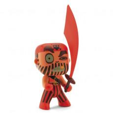 """Djeco DJ06800  Jucărie din lemn """"Pirat Capitan Red"""". Captain red"""
