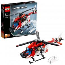Lego Technic 42092 Elicopter de salvare 2 in 1