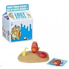 """Hasbro Lost Kitties E4459 Set de joc """"Pisoi în lapte"""""""