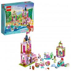 Lego Disney Princess 41162 Festivitățile regale ale lui Ariel Aurora și Tiana
