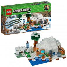 Lego MINECRAFT 21142 Iglu Polar