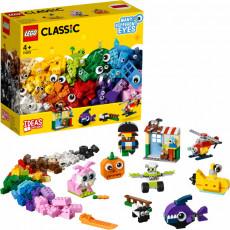 Lego Classic 11003 Caramizi si ochi