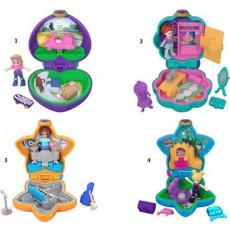 "Mattel GCD62 Mini set  Polly Pocket Poll ""Casa magica"""