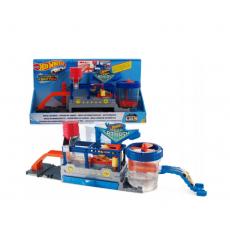 Mattel Hot Wheels FTB66  Set de joaca Spalatorie Auto Hot Wheels - Mega Car Wash