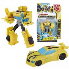 Hasbro Transformers E1900 Transformers Cyberverse Deluxe robot figurina, 14 cm