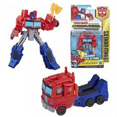 Hasbro Transformers E1901 Transformers  Figurina robot Cyberverse Deluxe Optimus
