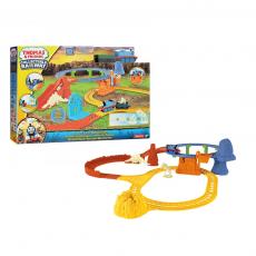"Mattel Fischer-Price CDV09 Set de joaca ""Sapaturile dinozaurilor"" ""Thomas si prietenii"""
