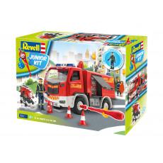 "Revell Junior Kit 819 Masina de pompieri ""Fire Truck with Figure"""