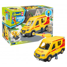 """Revell Junior Kit 814 Camion cu figurina  """"Delivery Truck with Figure"""""""