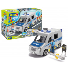 "Revell Junior Kit 811 Masina de Politie ""Police Van"""