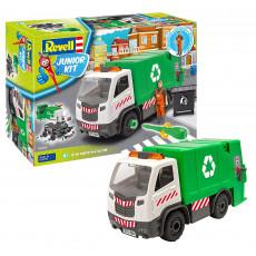 """Revell Junior Kit 808 Masina de gunoi """"Garbage Truck"""""""