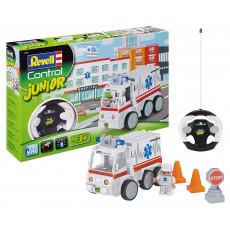 Revell Control Junior 23013 Ambulanta cu telecomanda