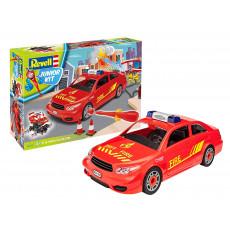 "Revell Junior Kit 810 Masina de pompieri ""Fire Chief Car"""