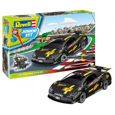 "Revell Junior Kit 809 Automobil de curse ""Racing Car"", negru"